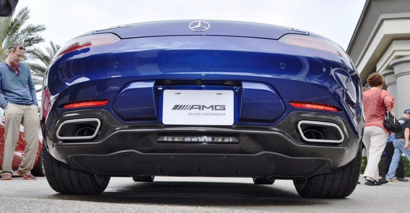 2015 Mercedes-AMG GT-S 19