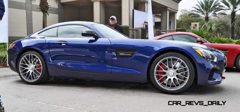2015 Mercedes-AMG GT-S 26