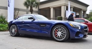 2015 Mercedes-AMG GT-S 27