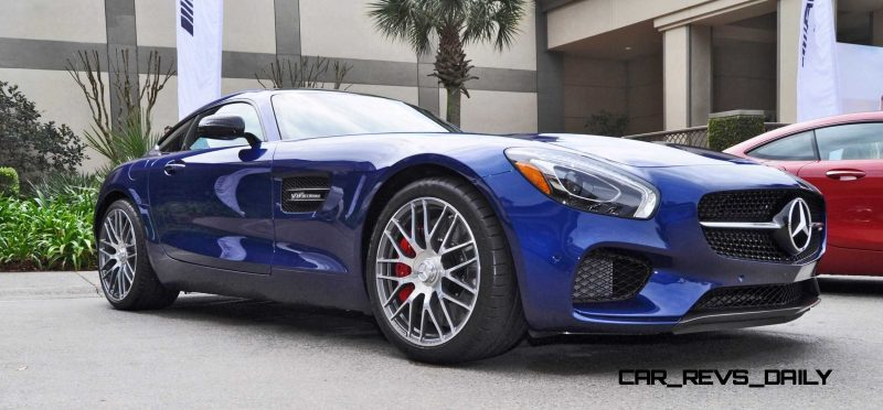 2015 Mercedes-AMG GT-S 29