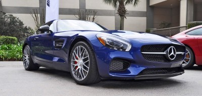 2015 Mercedes-AMG GT-S 30