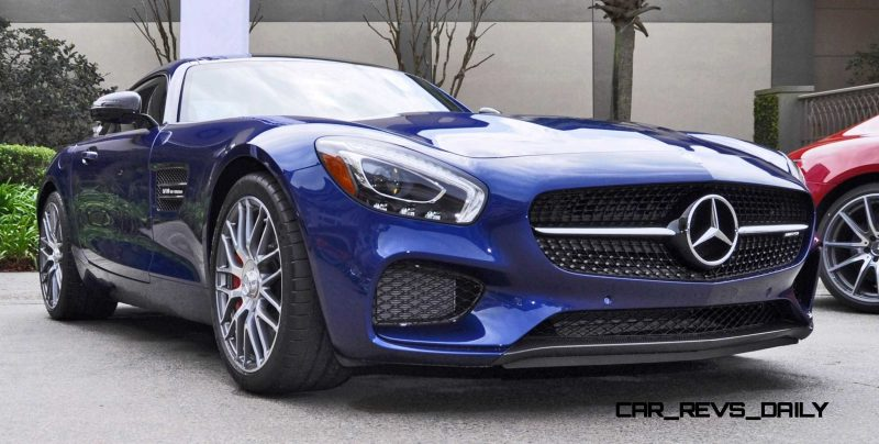 2015 Mercedes-AMG GT-S 31