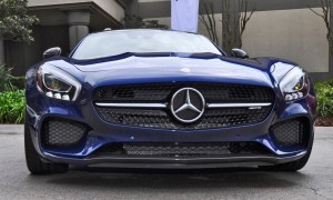 2015 Mercedes-AMG GT-S 34