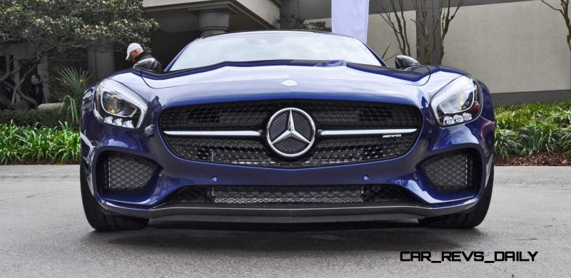 2015 Mercedes-AMG GT-S 35