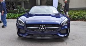 2015 Mercedes-AMG GT-S 38
