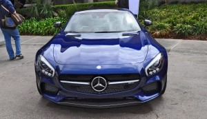 2015 Mercedes-AMG GT-S 39