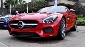2015 Mercedes-AMG GT-S 49