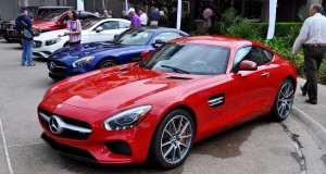 2015 Mercedes-AMG GT-S 50