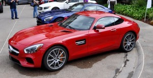 2015 Mercedes-AMG GT-S 54