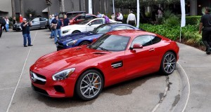 2015 Mercedes-AMG GT-S 55