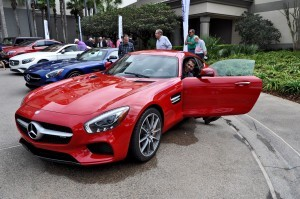 2015 Mercedes-AMG GT-S 60