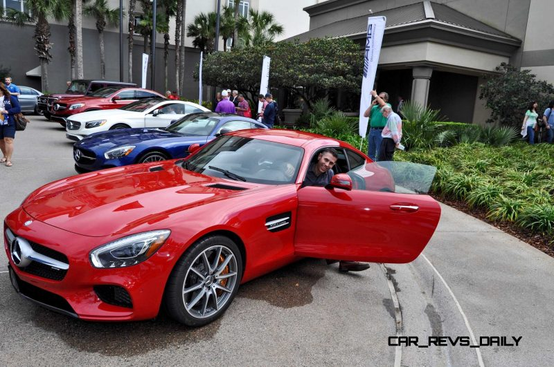 2015 Mercedes-AMG GT-S 64