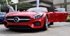 2015 Mercedes-AMG GT-S 68