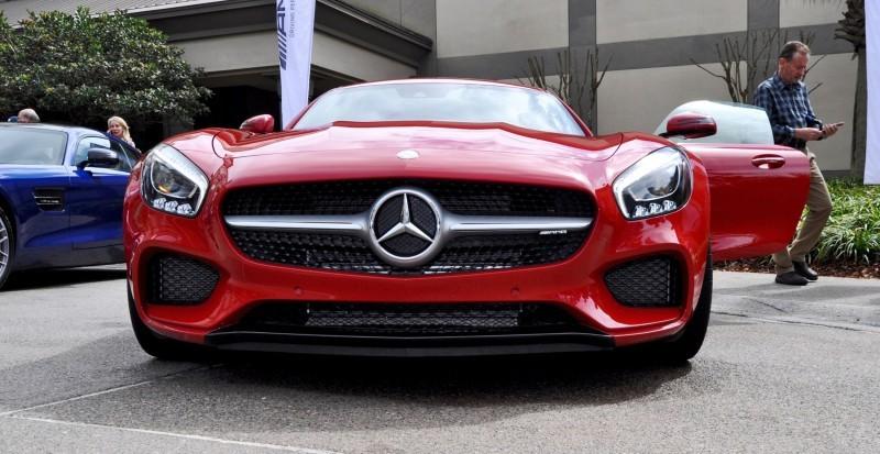 2015 Mercedes-AMG GT-S 70