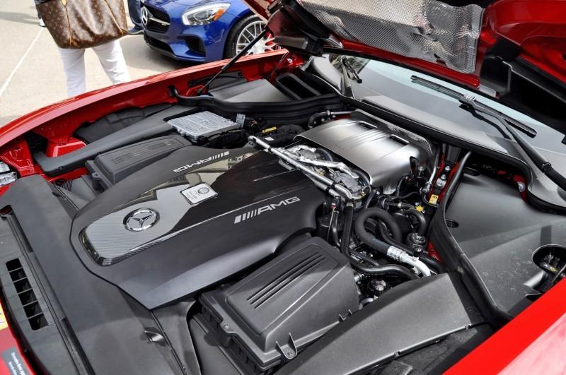 2015 Mercedes-AMG GT-S 76