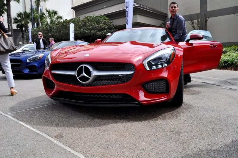 2015 Mercedes-AMG GT-S 77