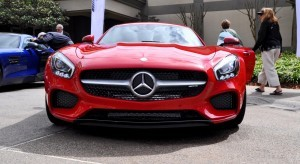 2015 Mercedes-AMG GT-S 81