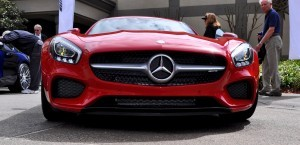 2015 Mercedes-AMG GT-S 83