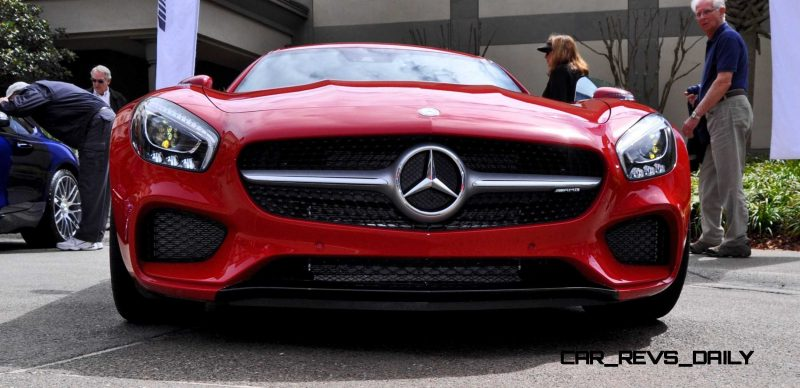 2015 Mercedes-AMG GT-S 83