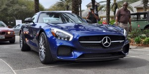 2015 Mercedes-AMG GT-S 85
