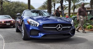 2015 Mercedes-AMG GT-S 86