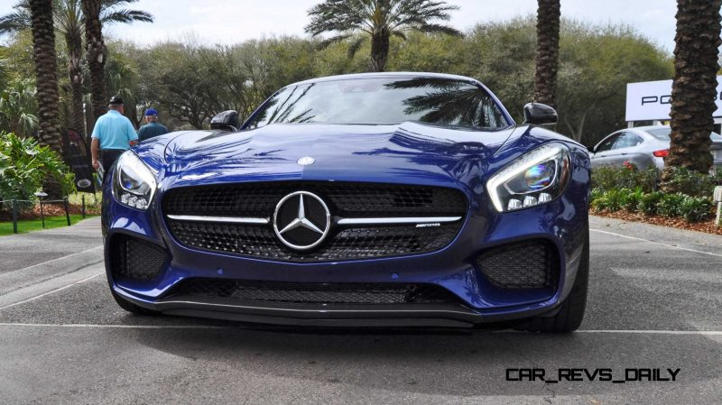 2015 Mercedes-AMG GT-S 90
