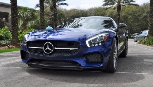 2015 Mercedes-AMG GT-S 91