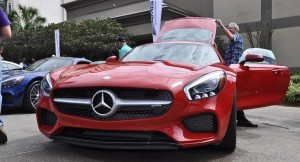 2015 Mercedes-AMG GT-S 93