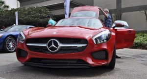 2015 Mercedes-AMG GT-S 95