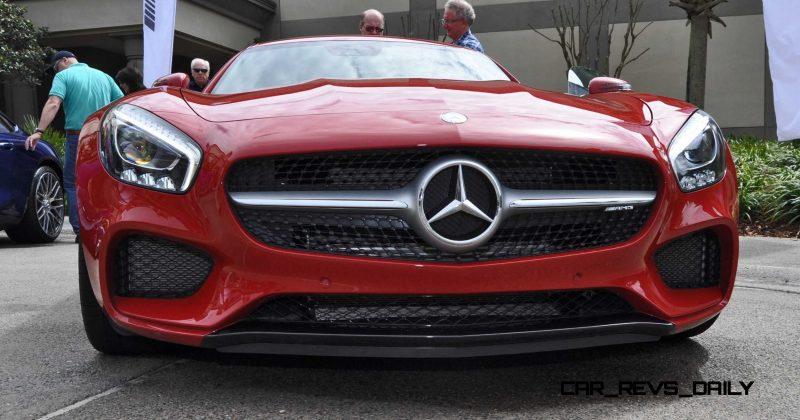 2015 Mercedes-AMG GT-S 96