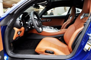 2015 Mercedes-AMG GT-S Red Blue Amelia Island 126