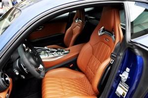 2015 Mercedes-AMG GT-S Red Blue Amelia Island 128
