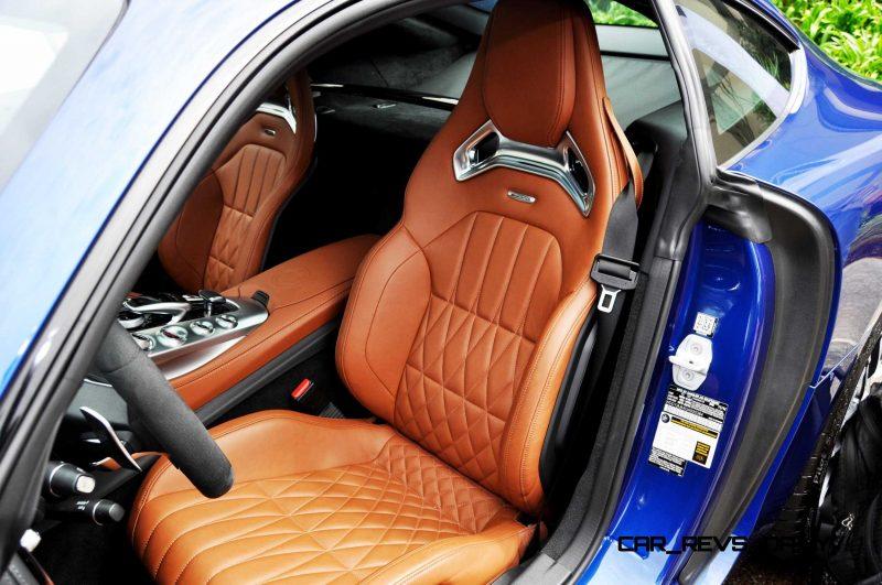 2015 Mercedes-AMG GT-S Red Blue Amelia Island 129