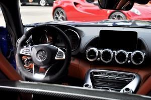 2015 Mercedes-AMG GT-S Red Blue Amelia Island 132