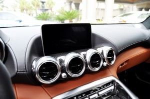 2015 Mercedes-AMG GT-S Red Blue Amelia Island 137