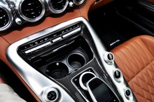 2015 Mercedes-AMG GT-S Red Blue Amelia Island 138