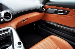 2015 Mercedes-AMG GT-S Red Blue Amelia Island 139