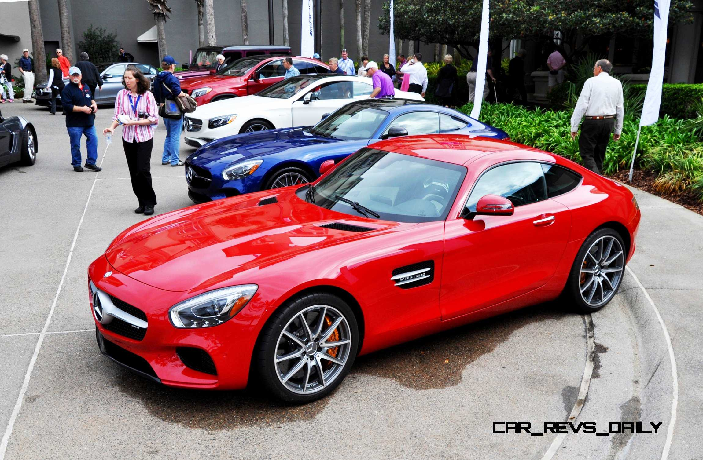 2015 mercedes amg gt s red blue amelia island 55. Black Bedroom Furniture Sets. Home Design Ideas