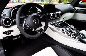 2015 Mercedes-AMG GT-S Red Blue Amelia Island 64
