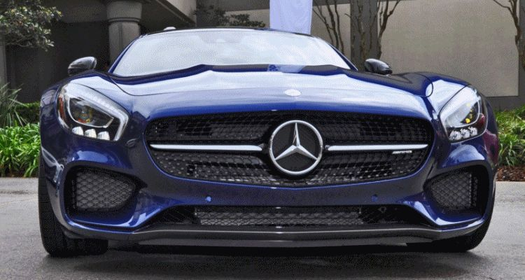 2015 Mercedes-AMG GT-S
