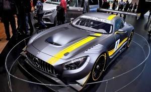 2015 Mercedes-AMG GT3 12