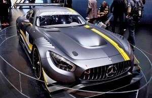 2015 Mercedes-AMG GT3 3