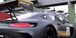 2015 Mercedes-AMG GT3 33