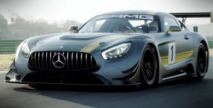 2015 Mercedes-AMG GT3 36