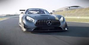 2015 Mercedes-AMG GT3 44
