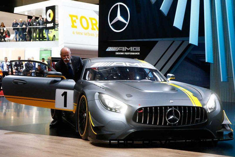 2015 Mercedes-AMG GT3 52