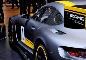 2015 Mercedes-AMG GT3 7