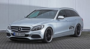 2015 Mercedes-Benz C-Class Estate by VAETH 1