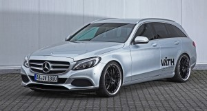 2015 Mercedes-Benz C-Class Estate by VAETH 11