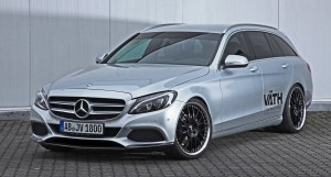 2015 Mercedes-Benz C-Class Estate by VAETH 12